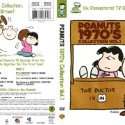 Peanuts 1970's Collection Volume 1 & 2 (2010) R1 DVD Covers