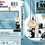 Peanuts Emmy Honored Collection (2015) R1 DVD Cover