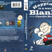 Happiness is a Warm Blanket, Charlie Brown (2011) R1 DVD Cover