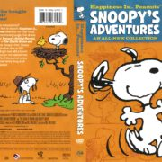 Snoopy's Adventures (2011) R1 DVD Cover