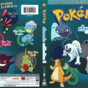 Pokemon Elements Collection 2 (2011) R1 DVD Cover