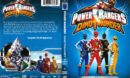 Power Rangers Dino Thunder Complete Series (2012) R1 DVD Cover