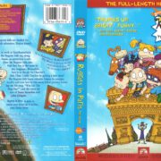 Rugrats in Paris (2000) R1 DVD Cover