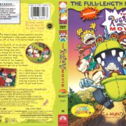 The Rugrats Movie (1999) R1 DVD Cover