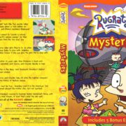 Rugrats Mysteries (2002) R1 DVD Cover