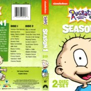 Rugrats Season 1 (2017) R1 DVD Cover