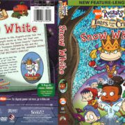 Rugrats Tales from the Crib: Snow White (2005) R1 DVD Cover