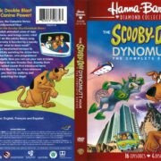 The Scooby-Doo Dynomutt Hour Complete Series (2006) R1 DVD Cover