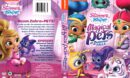 Shimmer and Shine: Magical Pets of Zahramay Falls (2017) R1 DVD Cover
