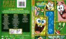 Spongebob Squarepants Season 1 (2003) R1 DVD Cover