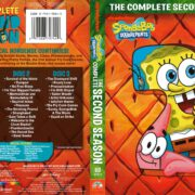 Spongebob Squarepants Season 2 (2004) R1 DVD Cover