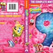 Spongebob Squarepants Season 9 (2017) R1 DVD Cover