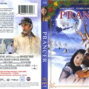 Prancer (1989) R1 Blu-Ray Cover & Label