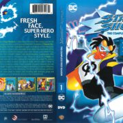 Static Shock Season 1 (2017) R1 DVD Cover