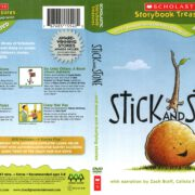Stick and Stone (2015) R1 DVD Cover