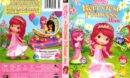 Strawberry Shortcake: The Berryfest Princess Movie (2010) R1 DVD Cover