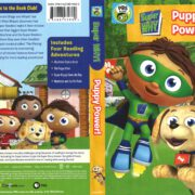 Super Why! Puppy Power! (2017) R1 DVD Cover