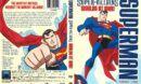 Superman: DC Comics Super-Villains Worlds At War! (2013) R1 DVD Cover