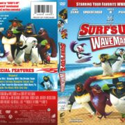 Surf's Up 2 Wave Mania (2016) R1 DVD Cover