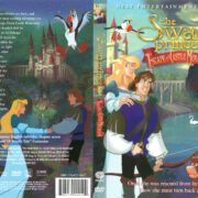 The Swan Princess: Escape from Castle Mountain (1997) R1 DVD Cover