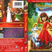 The Swan Princess: Royally Undercover (2017) R1 DVD Cover