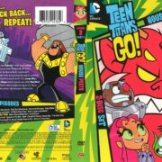 Teen Titans Go! Season 2 Part 2: House Pests (2015) R1 DVD Cover