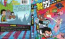 Teen Titans Go! Season 3 Part 2: Get in, Pig Out! (2015) R1 DVD Cover