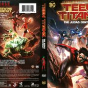 Teen Titans: The Judas Contract (2017) R1 DVD Cover