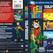 Teen Titans Season 1 (2006) R1 DVD Cover