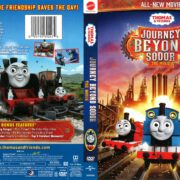 Thomas & Friends Journey Beyond Sodor: The Movie (2017) R1 DVD Cover