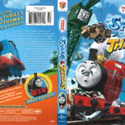 Thomas & Friends: Spills & Thrills (2014) R1 DVD Cover