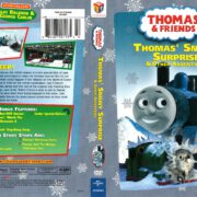 Thomas & Friends: Thomas' Snowy Surprise and Other Stories (2003) R1 DVD Cover
