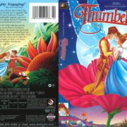Thumbelina (1994) R1 DVD Cover