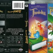 Thumbelina/Once Upon A Forest Double Feature (1993-1994) R1 DVD Cover