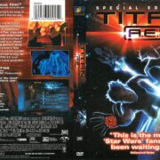 Titan AE (2000) R1 DVD Cover