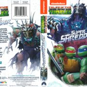 Teenage Mutant Ninja Turtles: Super Shredder (2016) R1 DVD Cover