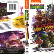 Tales of the Teenage Mutant Ninja Turtles: Wanted: Bebop and Rocksteady (2017) R1 DVD Cover