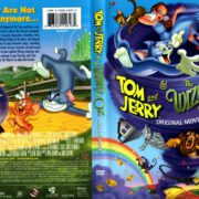 Tom and Jerry & The Wizard of Oz (2011) R1 DVD Cover