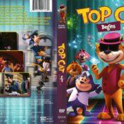 Top Cat Begins (2015) R1 DVD Cover