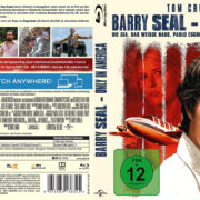 Barry Seal - Only in America (2017) R2 German Custom Blu-Ray Covers & Label