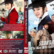 Seondal: The Man Who Sells the River (2016) R0 Custom DVD Cover