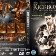 Kickboxer: Retaliation (2018) R2 Custom DVD Covers