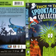 Trick or Treat Spooktacular Collection (1975-1982) R1 DVD Cover