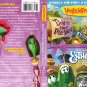 Veggie Tales Double Feature: Duke and the Great Wall/Esther the Girl Who Became Queen (2013) R1 DVD Cover