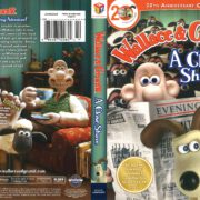 Wallace and Gromit: A Close Shave (2009) R1 DVD Cover