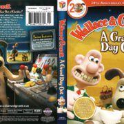 Wallace and Gromit: A Grand Day Out (2009) R1 DVD Cover