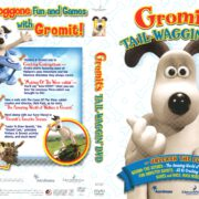 Wallace and Gromit: Gromit's Tail-Waggin' DVD (2006) R1 DVD Cover