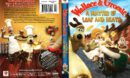 Wallace and Gromit: A Matter of Loaf and Death (2009) R1 DVD Cover