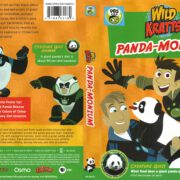 Wild Kratts: Panda-Monium (2017) R1 DVD Cover