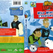 Wild Kratts: Wild Winter Creatures (2017) R1 DVD Cover
